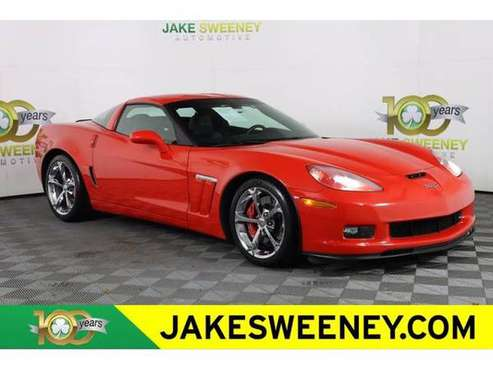 2012 Chevrolet Corvette Z16 Grand Sport with 3LT - coupe - cars &... for sale in Cincinnati, OH