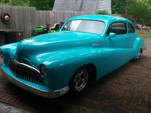 1948 Buick Custom for sale in North Scituate, NY