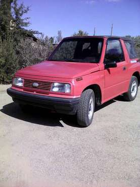 1995 Geo tracker for sale in Oracle, AZ