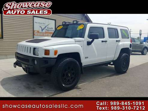 SWEET!! 2007 HUMMER H3 4WD 4dr SUV for sale in Chesaning, MI