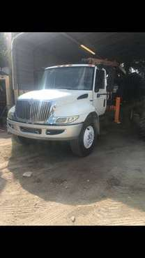 2008 International Grapple Truck for sale in TAMPA, FL