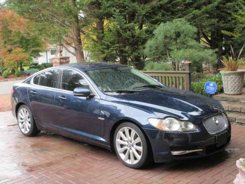 2011 JAGUAR XF PORTFOLIO*LOW MILES*BEAUTIFUL! for sale in Bellevue, WA
