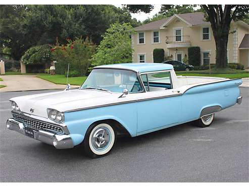 1959 Ford Ranchero for sale in Lakeland, FL