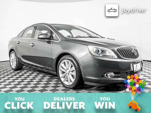 2017-Buick-Verano-Leather Group-LEATHER PREFERRED EQUIPMENT GROUP for sale in PUYALLUP, WA