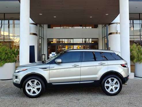 2013 Range Rover Evoque Ipanema Sand/Almond Pure Plus 4-DR for sale in Redondo Beach, CA