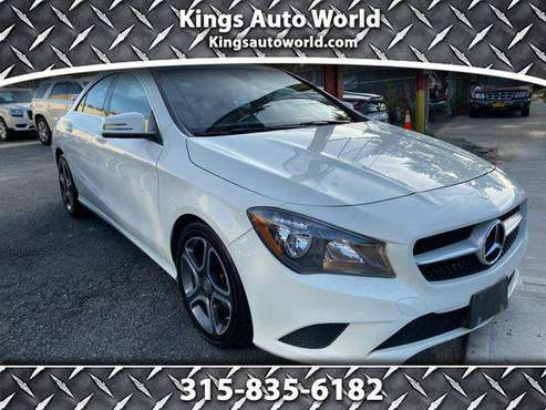 2014 Mercedes-Benz CLA-Class CLA250 for sale in NEW YORK, NY