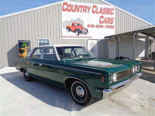 1969 AMC Rebel for sale in Staunton, IL