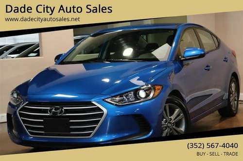 2018 *Hyundai* *Elantra* *SEL 4dr Sedan (US)* Electr for sale in Dade City, FL