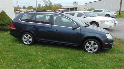 2009 VW JETTA SE WAGON LEATHER PANO LOADED for sale in Watertown, NY