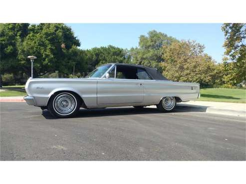 1966 Plymouth Satellite for sale in San Jose, CA