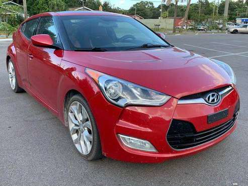 2012 Hyundai Veloster Base 3dr Coupe 6M 100% CREDIT APPROVAL! for sale in TAMPA, FL