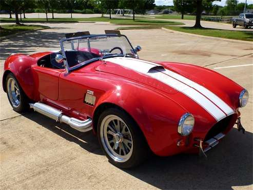 1965 Backdraft Racing Cobra for sale in Arlington, TX