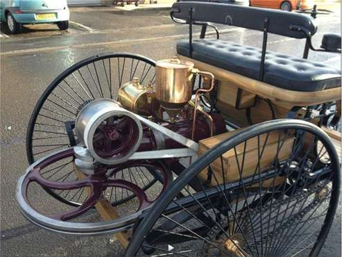 1886 Benz Patent-Motorwagen for sale in Bedford Heights, OH