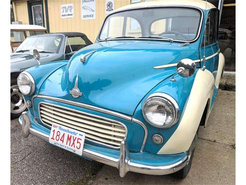 1960 Morris Minor for sale in Rye, NH