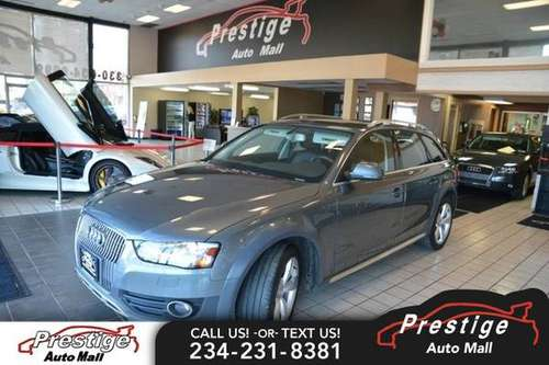 2014 Audi Allroad Premium Plus for sale in Cuyahoga Falls, OH