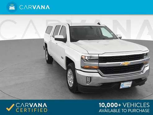 2017 Chevy Chevrolet Silverado 1500 Crew Cab LT Pickup 4D 5 3/4 ft for sale in Fort Wayne, IN