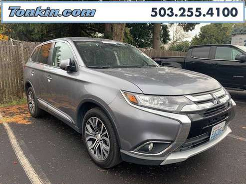2018 Mitsubishi Outlander SE SUV 4x4 4WD for sale in Portland, OR