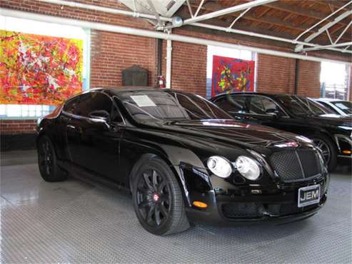 2005 Bentley Continental for sale in Hollywood, CA
