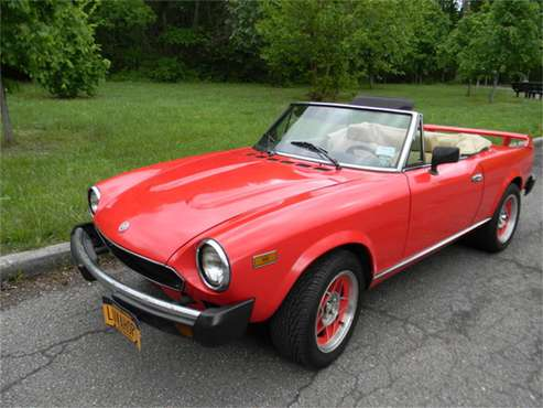 1982 Fiat Spider for sale in Queens , NY