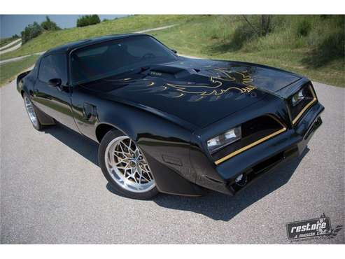 1978 Pontiac Firebird Trans Am for sale in Lincoln, NE