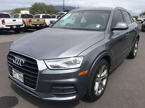 2017 Audi Q3 Premium Plus BAD CREDIT OK !! for sale in Kihei, HI