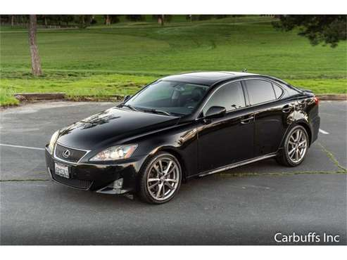 2008 Lexus IS250 for sale in Concord, CA