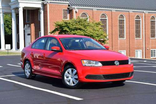 2014 Volkswagen Jetta SE PZEV 4dr Sedan 6A PROGRAM FOR EVERY CREDIT... for sale in Knoxville, TN
