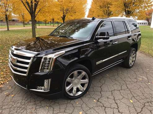 2016 Cadillac Escalade for sale in Shelby Township , MI