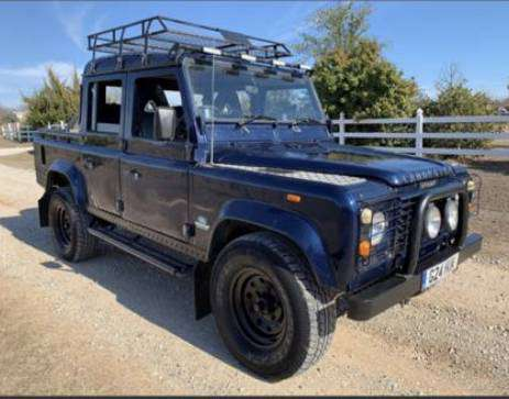 1990 Land Rover Defender 110 - cars & trucks - by owner - vehicle... for sale in Beverly Hills, CA