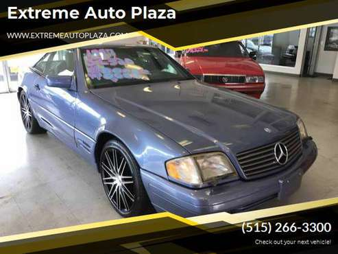 1997 Mercedes SL Class 320, 2 Top Roadster for sale in Des Moines, IA
