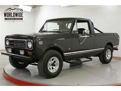 1977 International Scout for sale in Denver , CO