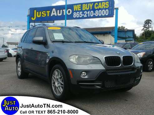 2008 BMW X5 AWD 4dr 3.0si for sale in Knoxville, TN