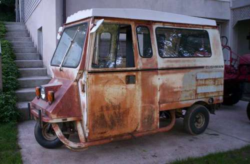 1981 Cushman Mailster for sale in Hershey, PA