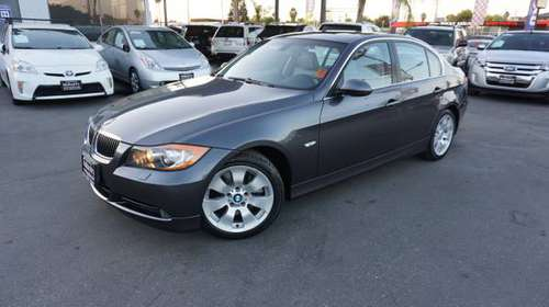 2006 BMW 330Xi*ONE OWNER*AWD*SUNROOF*LEATHER/HEATED SEATS*CLEAN TITLE* for sale in Sacramento , CA