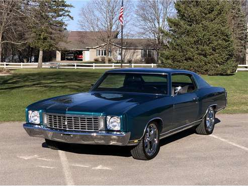 1972 Chevrolet Monte Carlo for sale in Maple Lake, MN