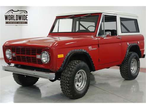 1974 Ford Bronco for sale in Denver , CO