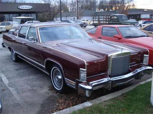 1979 Lincoln Town Car for sale in Stratford, NJ
