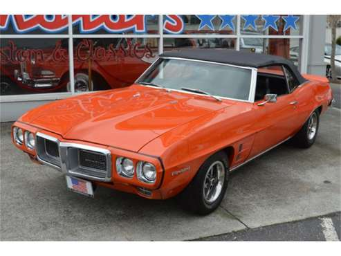 1969 Pontiac Firebird for sale in San Jose, CA