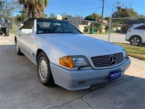 1992 Mercedes-Benz 500SL for sale in Holly Hill, FL