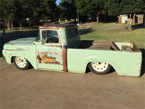 1959 Ford F100 for sale in Cadillac, MI
