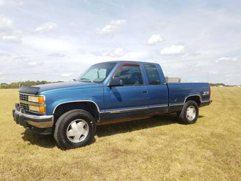 Rare Chevy Pickup 1500 4x4 for sale in Cumberland Furnace, AL
