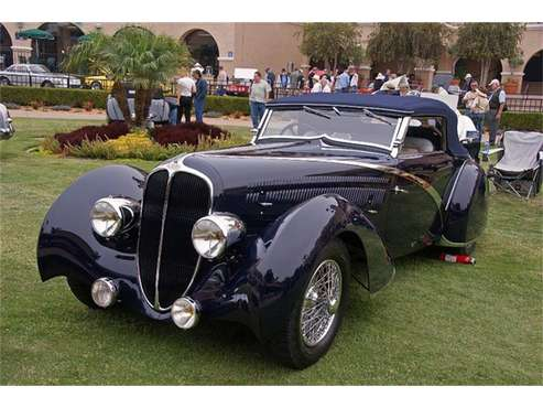 1936 Delahaye 135 Competition for sale in La Jolla, CA