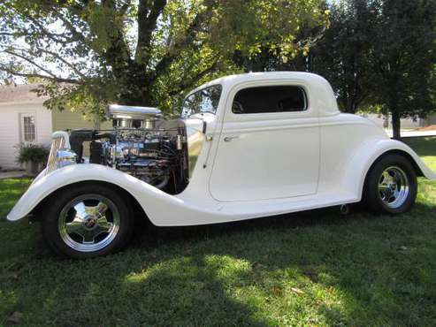 1934 FORD COUPE - cars & trucks - by owner - vehicle automotive sale for sale in Cookeville, TN