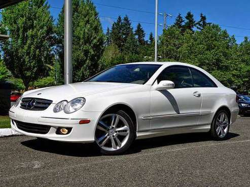 Beautiful CLK350, Excellent condition, Low miles!! for sale in Seattle, WA