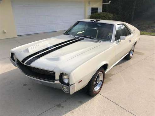 1968 AMC AMX for sale in Sarasota, FL