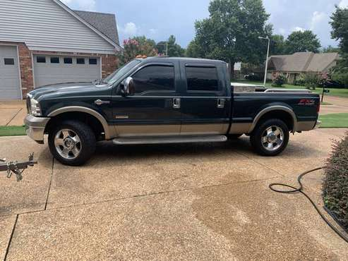 2006 f250 King Ranch for sale in Collierville, TN