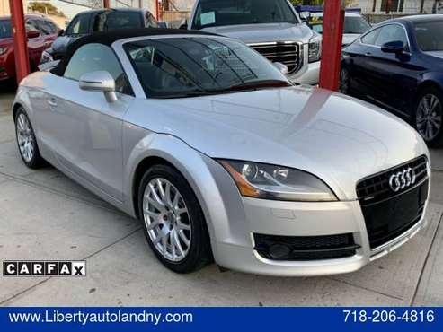 2008 Audi TT 3.2 quattro AWD 2dr Convertible 6A - cars & trucks - by... for sale in Jamaica, NY