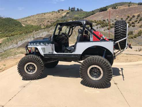 1985 Jeep CJ7 for sale in Temecula, CA