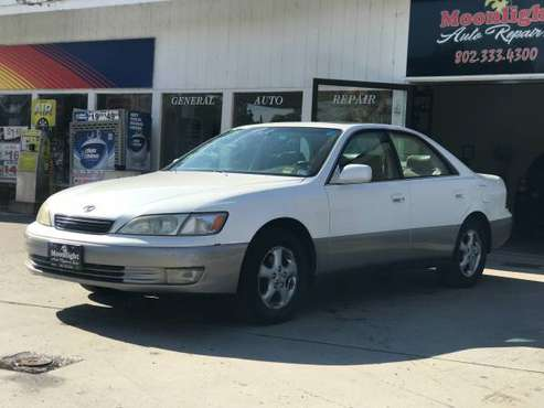 1998 Lexus ES 350 very clean from Virginia priced to sell quick $3500 for sale in Fairlee, VT
