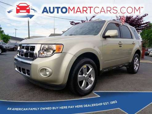 2012 Ford Escape Limited░▒▓ Your Job is Your Credit for sale in Nashville, TN